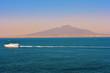 Quadro Vesuvius seen from Sorrento