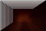 Fototapeta Do przedpokoju - Abstract psyhodelic background © Alexander Moskovskiy