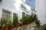 Frigiliana in Andalusien, Spanien