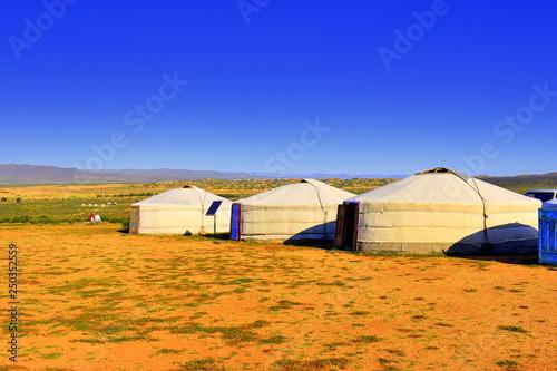 obraz PCV Khugnu Tarna Mongólia