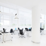 Modern Office Conception 03 (detail) - 3d visualization