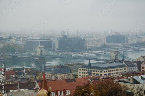 Panorama - Budapest © DPI studio