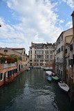 Venice, a famous city in Italy