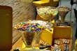doces em uma festa de aniversário de criança