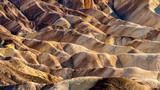 Panorama Death valley Zabriskie point