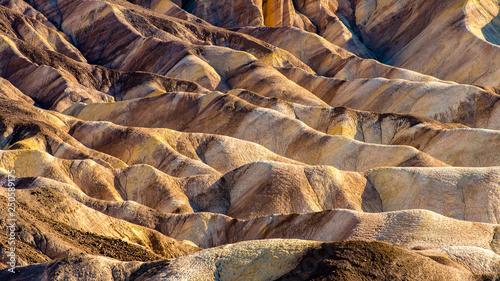 Panorama Death valley Zabriskie point - 250589175