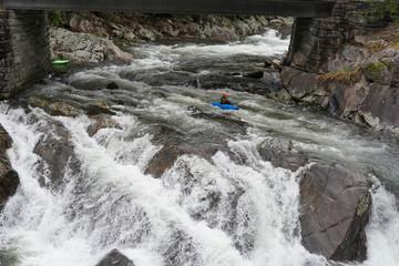 Crazy Kayakers