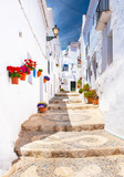 Old town of Frigiliana, Spain