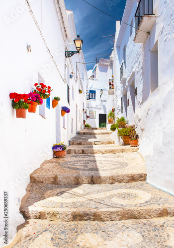 Old town of Frigiliana, Spain © Horváth Botond