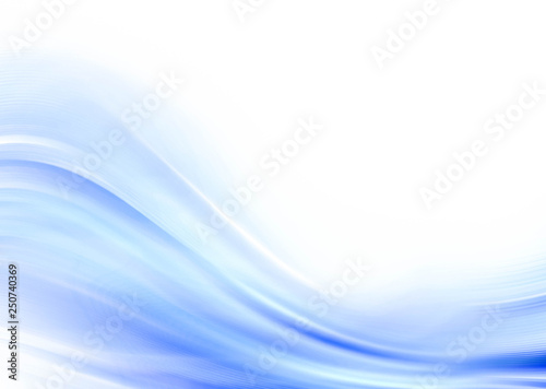 Abstract blue background - 250740369