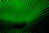 Fototapeta Do przedpokoju - Background matrix style.Green is dominant color.code in green color.data in binary code.computer virus and hacker screen wallpaper. © suriyapong