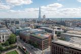 Fototapeta Londyn - London view from St Paul © NJ
