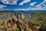 Black Canyon of the Gunnison from Warner Point