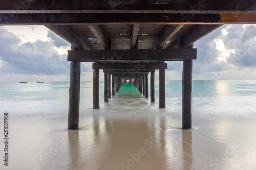 sotto il pontile © Gianni