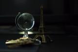 Fototapeta Wieża Eiffla - travel © Jorge