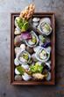 Gourmet maki Sushi