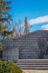 Monument to unknown soldier in Plovdiv, Bulgaria 5 © Denis Martynov