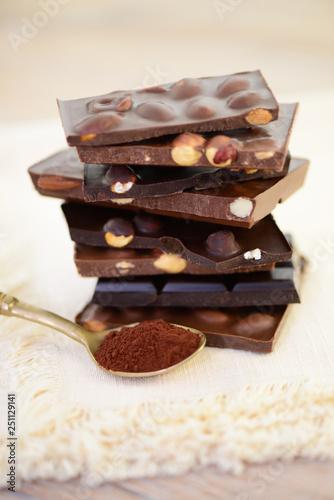 mata magnetyczna Schokolade