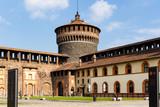 Visita a castello Sforzesco Milano