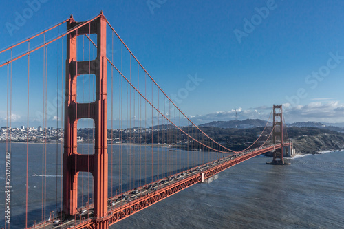 obraz lub plakat Golden Gate Bridge