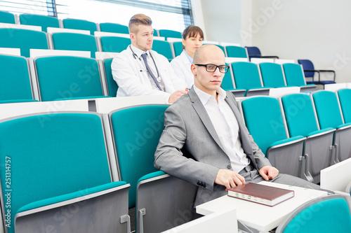 Man as medicine student
