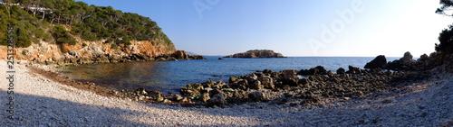 Leinwanddruck Bild Saint Cyr/Bandol/Sanary/Toulon