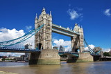 Tower bridge, Thames, London, England, UK