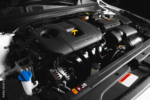 new car engine and parts - 251527926