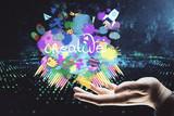 Art creative concept - 251767959