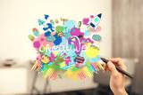 Art creative concept - 251767969
