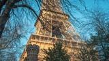 Fototapeta Wieża Eiffla - Tour Eiffel, Paris, France  © Rabi