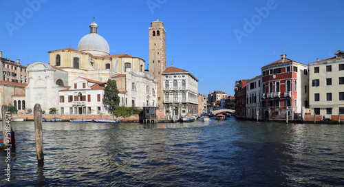 San Geremia church in Venice, Italy - 251854571