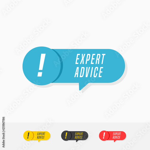 Expert Advice Tags