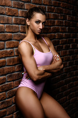 healthy sporty woman © Andrey Kiselev
