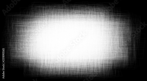 Black-and-white shaded background. Vector pattern © Sozh