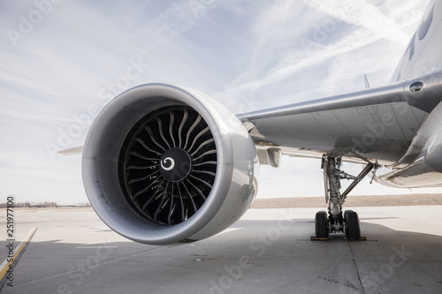 Boeing777 Engine
