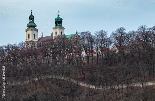 Camaldolese Monastery at Srebrna Gora, Krakow, Poland - 252066329