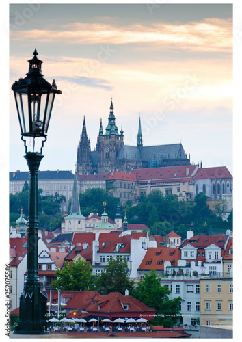 obraz lub plakat Prague old city 2