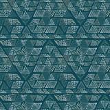 Ethnic seamless pattern. Tribal background. Vector illustration. - 252133780