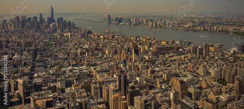 obraz lub plakat Manhattan view
