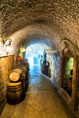 Debay Wine Cellar at Ba Na Hills, Vietnam © Leonid Andronov