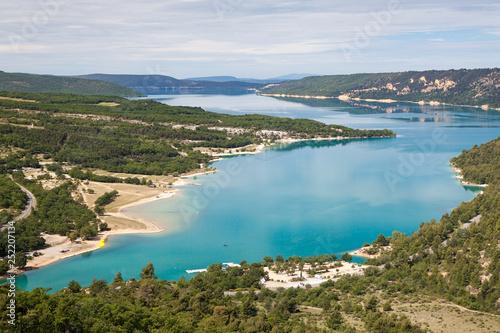 lago di Saint Croix, France