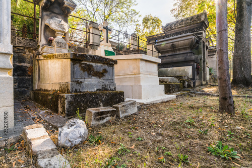 Cemetery and monument - 252209180