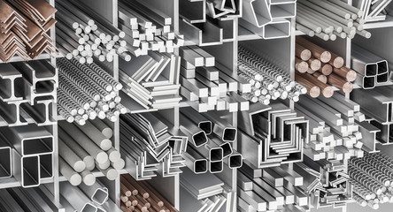 metal tube and profiles