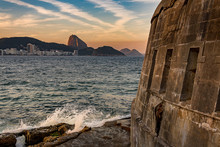 "Постер, картина, фотообои ""Copacabana Fortress"""