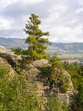 Fototapeta Natura - Czech Paradise. Czech. Europe. Mountain landscape. © Tatiana