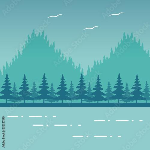 wanderlust landscape design - 252357199
