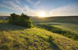 Fototapeta Na ścianę - Mountain sunrise landscape. © GIS