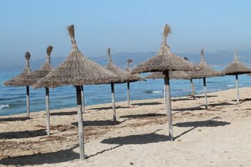 Playa de Palma im Winter