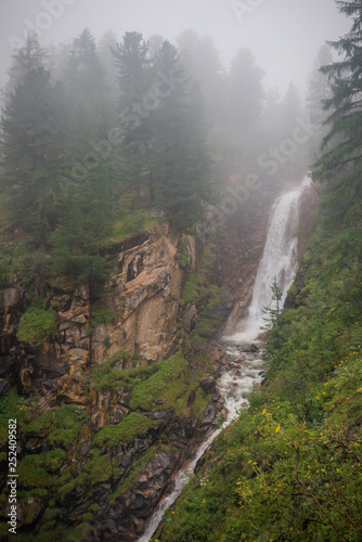 Waterfall © Вячеслав Омельянчик